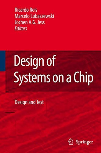 Design of Systems on a Chip: Design and Test (English Edition)