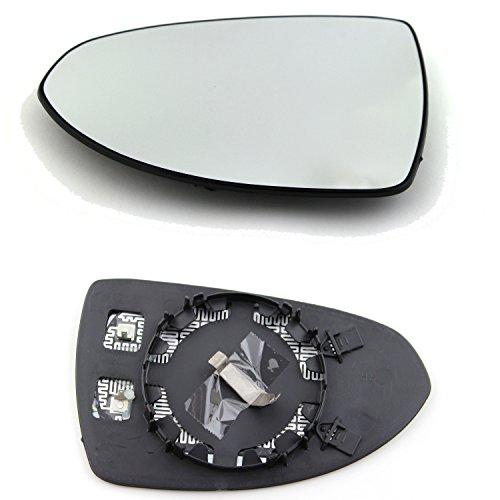 TarosTrade 57-0328-R-46916 Spiegelglas Heizbar Rechts