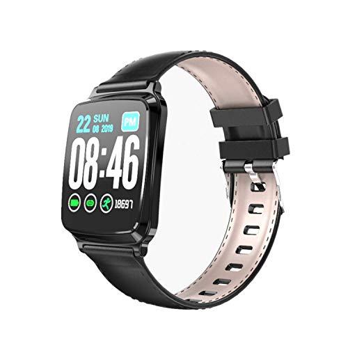 ZDY Smartwatch,Fitness Armband Fitness Uhr Voller Touch Screen IP67 Wasserdicht Fitness Tracker Sportuhr mit Schrittzähler Pulsuhren Stoppuhr für Damen Herren Smart Watch für iOS Android Handy