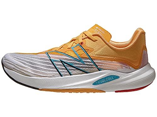 New Balance MFCXLG2_43, Zapatos para Correr Hombre, Orange, EU