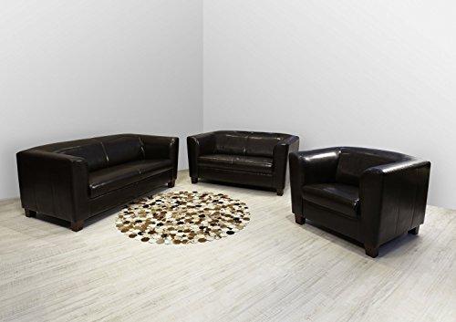 OnlineMöbelBestellen Cama de Londres 3–21Estilo Colonial, sofá Piel sintética Colonial