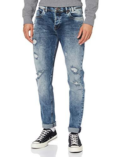 LTB Jeans Herren Servando X D Jeans, Bandit Wash, 32/32