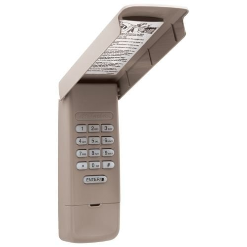 877 MAX Sears Craftsman Compatible Garage 877-MAX Door Opener Keypad Works Unit Made 1994-2015 877MAX