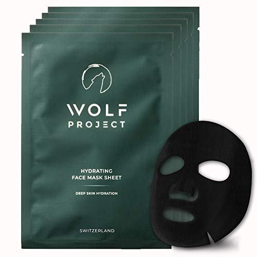 WOLF PROJECT | SHEET MASK - Hydrating Mask for Men