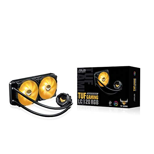 ASUS TUF LC 240 RGB Dissipatore a liquido All in One con Aura Sync e ventole TUF Gaming RGB