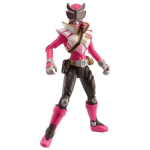 31700 - Bandai - Power Rangers - Super Samurai Ranger, Sortiert