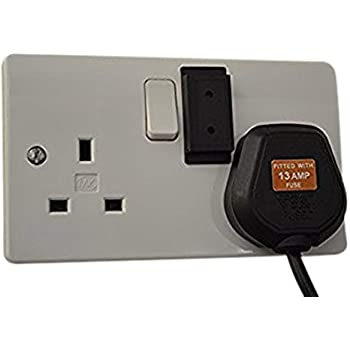 Switch Guard (Pack of 2, Clear), These Switch Guards Prevent switches That You Want Leaving on Being Turned Off, Switch Locks