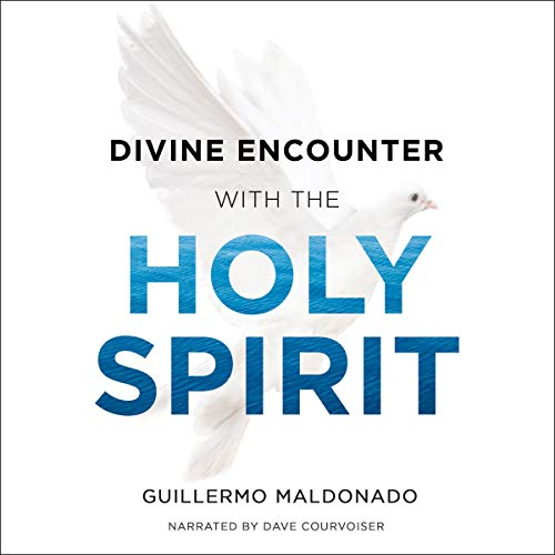 Divine Encounter with the Holy Spirit audiobook cover art
