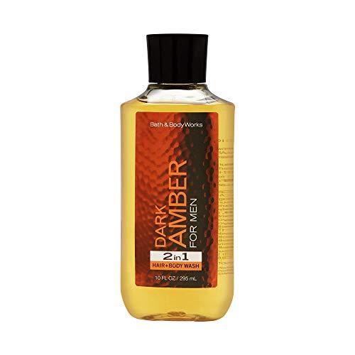 Bath and Body Works Dark Amber Hair and Body Wash