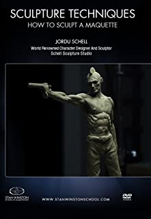 Sculpture Techniques - How to Sculpt a Humanoid Character Maquette: Learn the art of character maquette sculpture from one of the world's premiere creature designers. by Jordu Schell