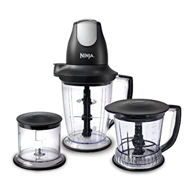 Ninja Master Prep Professional Chopper, Blender, Food Processor (QB1004)