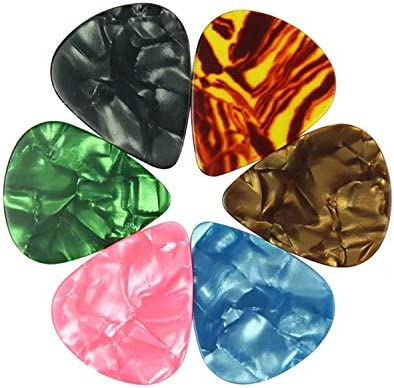 90Pack Guitar Picks Assorted Thickness for Acoustic Electric Guitars Bass or Ukulele 0 46mm product image