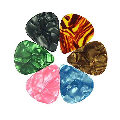 90Pack Guitar Picks, Assorted Thickness for Acoustic Electric Guitars Bass or...