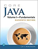 Core Java Volume I--Fundamentals (11th Edition) (Core Series)