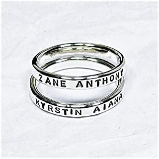 lisa leonard ring sizes