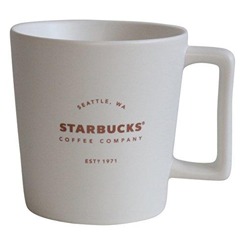 Starbucks Royal White EST. 1971 Mug Royal Blanco