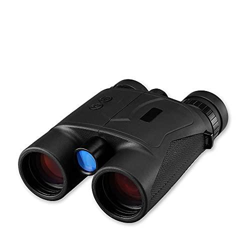 Finder RangeFinder 1500m Distancia Binoculares Telescopio Rango Finder 10x42 Zoom Velocidad de medición de las compañías de golf para la caza al aire libre Para la caza y el golf