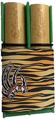 Green Clarinet Tiger Rockin' Sales Reed Holder Reeds Fashion Lescana by