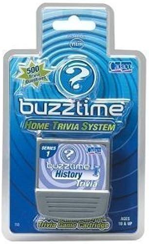 Buzztime History Trivia Cartridge by Buzztime