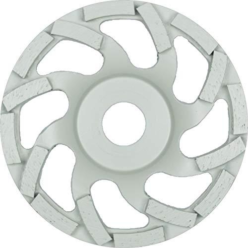 KLINGSPOR 331025 DS 600 S Diamantschleifscheiben 180 x 7,8 x 22,23 mm 24 Segmente 7,8 x 5,5 mm Spezialgeometrie (Inhalt: 1)