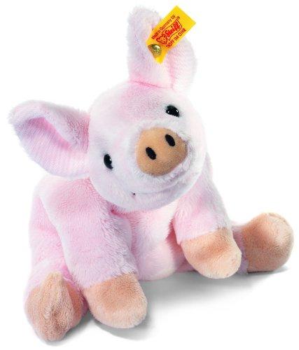 Steiff 281167 - Sissi Schwein liegend, 22 cm, rosa