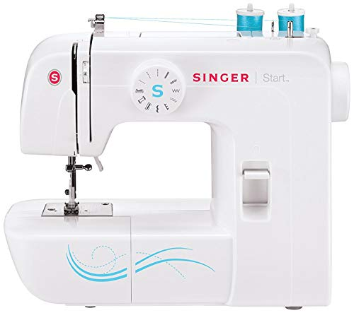 SINGER | Start 1304 6 Built-in Stitches, Free Arm Best Sewing Machine for Beginners (Renewed)