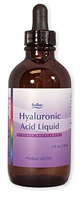 BioPure Hyaluronic Acid Liquid (4 fl oz)