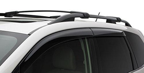 BRIGHTLINES Aero Cross Bars Roof Racks Luggage Rack Replacement for 2014-2018 Subaru Forester (2014-2018 Subaru Forester)