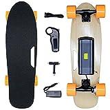 ANAN Skateboard électrique avec Télécommande RF 2.4G sans Fil, Skate Electrique Vitesse Maximal...