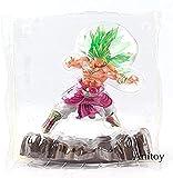 Dragon Ball Figure GT Super Saiyan 4 Red Goku Vegeta Dragon Ball Ball Figura Brinquedos Dragon Balls Z Colección de Juguete 15-27cm KT5247 en Bolsa