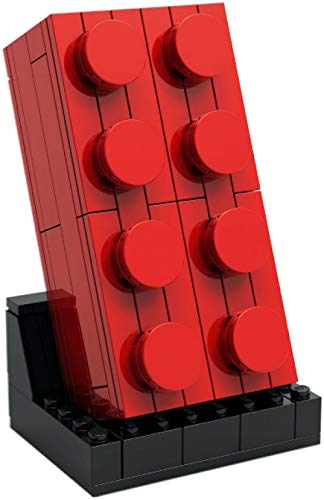 LEGO VIP Promotional Buildable 2x4 Red Brick (5006085 / 6313287)