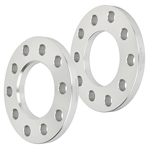ECCPP 2X 5 Lug Wheel Spacers Adapters 1/2' 5x4.5 5x4.75