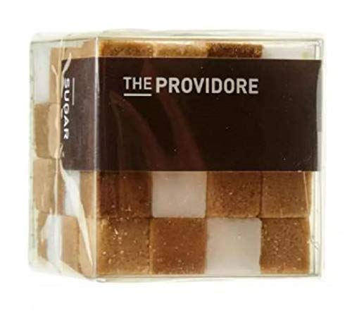 The Providore Zuckerwürfel (64 Würfel) 64 g – Unsere Zuckerwürfel sind aus Zuckerrohr und Zuckerrüben aus den besten zuckeranbauenden Regionen der Welt hergestellt.