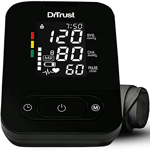 Dr Trust Smart Dual Talking Automatic Digital Blood Pressure Monitor BP Machine