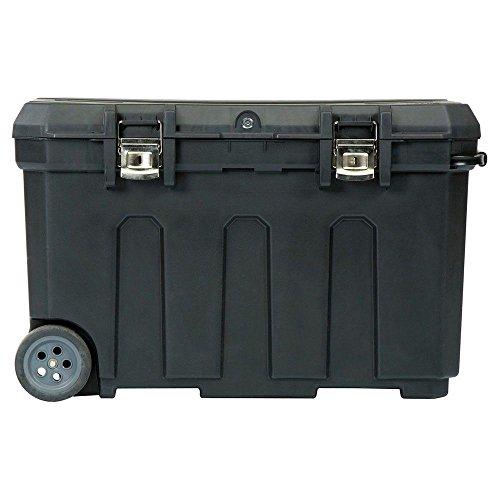 Stanley Caja de herramientas móvil de 19 pulgadas. 24 galones.