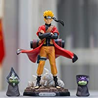Hulyeing Sage Mode Naruto Statue Naruto PVC Action Figure Collectible and Decoration Model Toy P-o-P