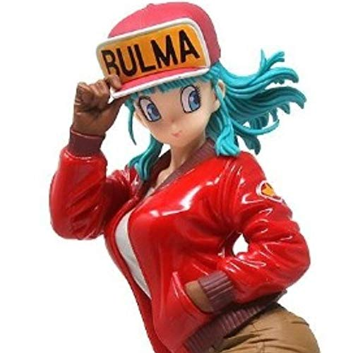 Banpresto Dragon Ball GLITTER & GLAMOURS BULMA II figure normal color japan