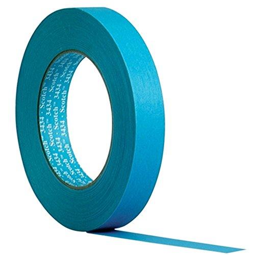 3M 3434 Scotch Blaues Band Abdeckband 38 mm x 50 m 07897