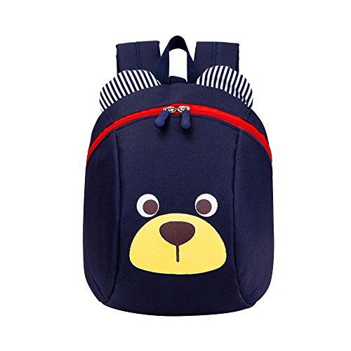 Binggong Schoolo Bag Anime di Moda Bambina Ragazzi Zainett Luminoso Unisex College Bag Cool Backpack Ragazzi Borse Scuola