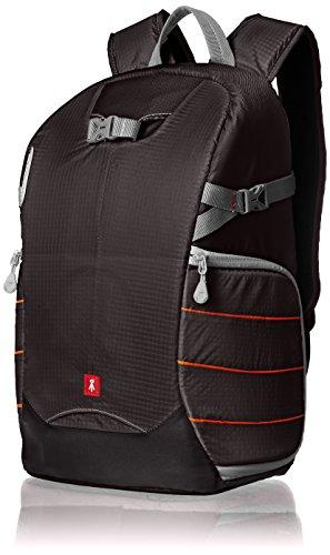 AmazonBasics - Kamera-Rucksack, Trekking-Ausrüstung, Schwarz