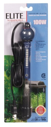 Review Of Elite Submersible Preset Heater, 100-Watt