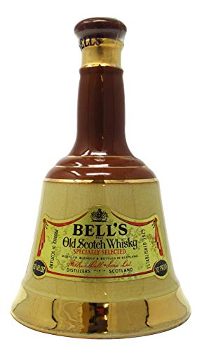 Bells - Wade Bell Decanter Half Size - Whisky