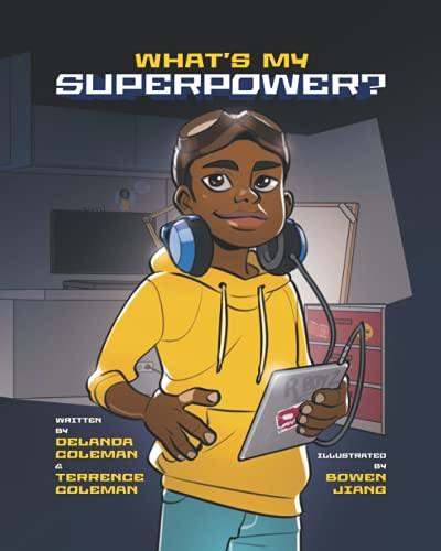 What's My Superpower: Discoverin...