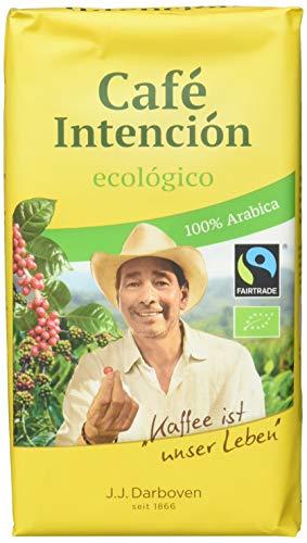 J.J. Darboven Café Intención Bio Röstkaffee gemahlen, 500 g