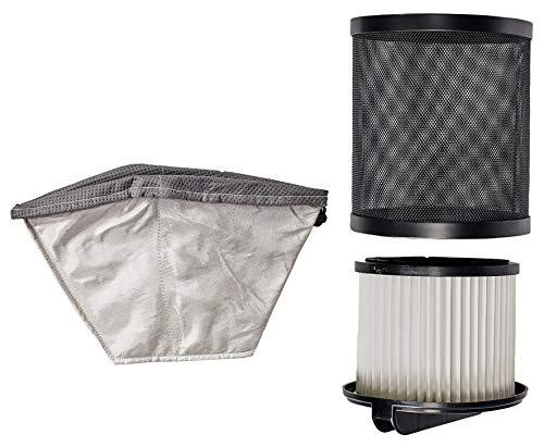 Einhell Aspirador de cenizas TC-AV 1618 D (1200 W, recogedor de 18 l con cierres de apertura rápida, filtro pliegues y…