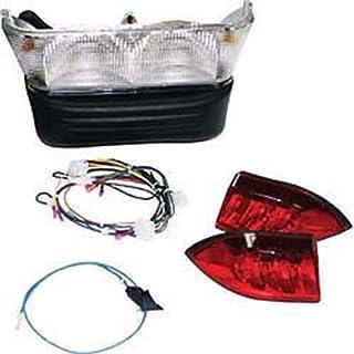 3G Basic Light Kit for Club Car Precedent Electric Golf Carts 2008.5 & Newer