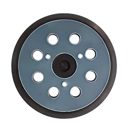 5-Inch Hook & Loop Sander Pad For DeWalt, Makita, Porter Cable and Hitachi Random Orbital Sander - Replacement Sander Pad Fits DW421/K, DW423/K & BO5010, BO5030K, BO5031K, BO5041K & 390