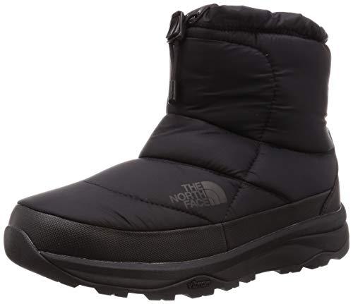 [ザ・ノース・フェイス] ブーツ ヌプシ ブーティー ウォータープルーフ VI ショート TNFブラック 27 cm