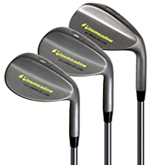Built standard with high quality Pinemeadow steel Largest face area of any wedge available making the toughest of lies seem like perfect lies Compare features and performance with the best classic wedge designs