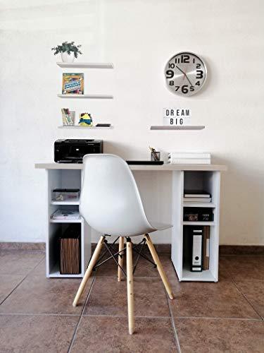 escritorio flotante de la marca